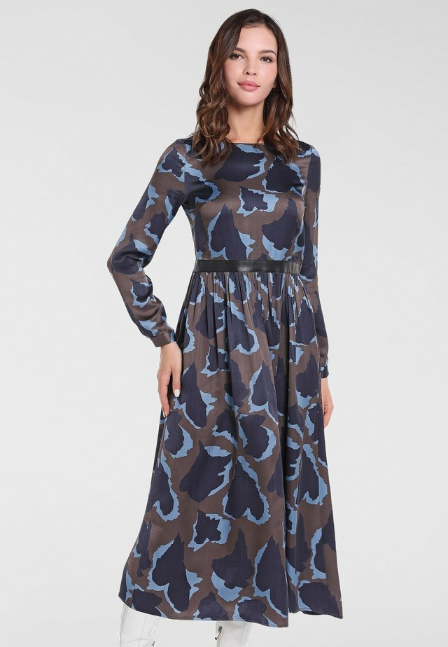 Day dress - braun-multicolor