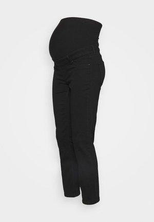 OVERBUMP straight leg jeans - Džíny Straight Fit - black