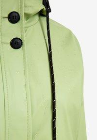 Next - Waterproof jacket - green - 1