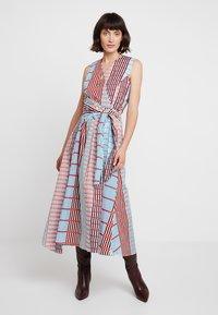 InWear - ILSAIW DRESS - Długa sukienka - multi - 0