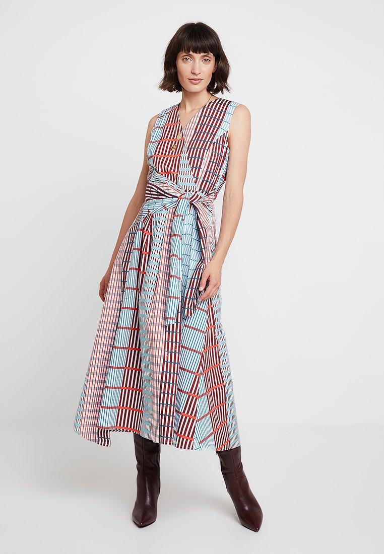 InWear - ILSAIW DRESS - Długa sukienka - multi