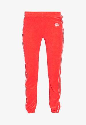 Pantalon de survêtement - track red