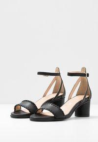 Selected Femme - SLFMERLE  - Sandals - black - 4