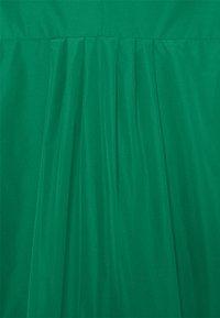WEEKEND MaxMara - OMBRINA - Denní šaty - smaragdgrun - 6