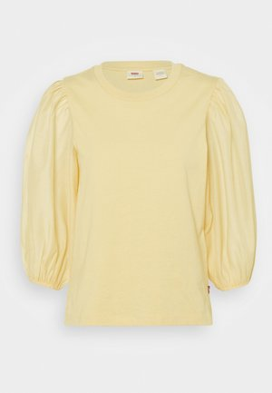 POET TEE - Long sleeved top - golden haze