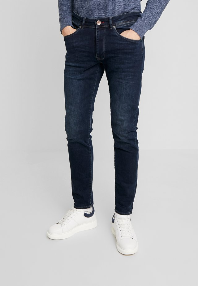 SEAHAM CLASSIC - Jeans slim fit - midnight blue