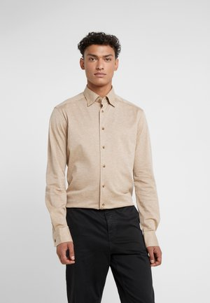 SLIM FIT - Camicia - brown
