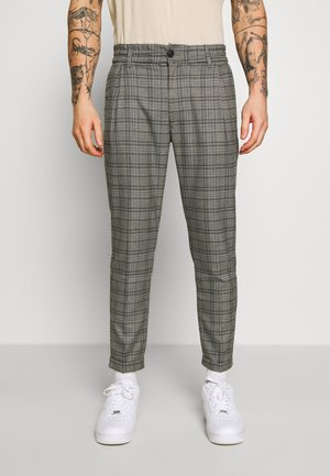 BRYCE PANTS - Trousers - grey