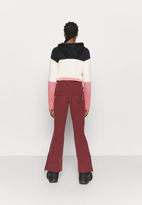 Roxy - CREEK - Schneehose - oxblood red