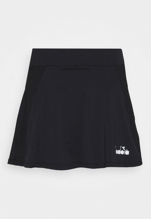 SKIRT EASY TENNIS - Urheiluhame - black