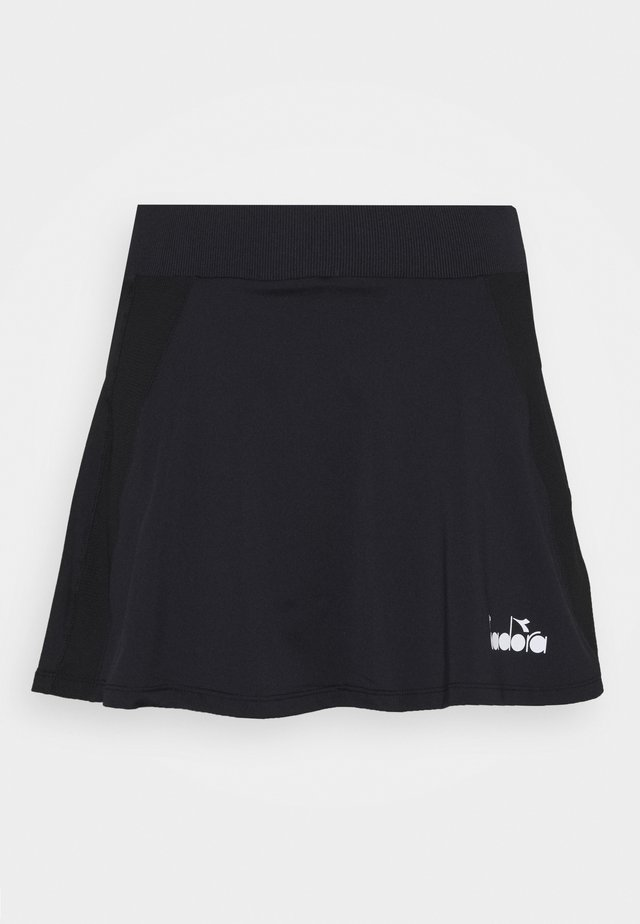 SKIRT EASY TENNIS - Gonna sportivo - black