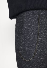 Shelby & Sons - STANLEY TROUSER - Pantalones - navy - 4