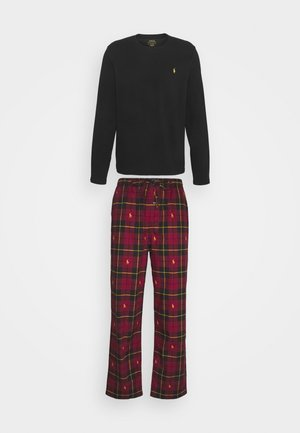 Pyjamas - black/red