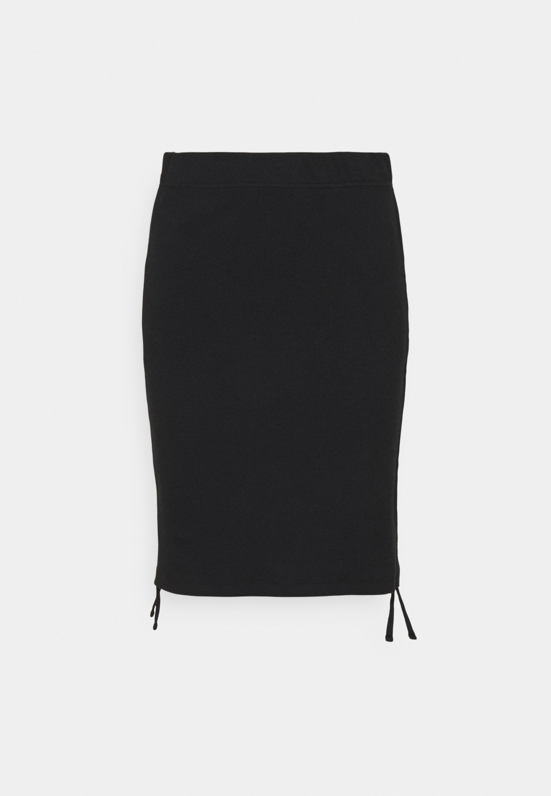 Femme NMSTINE ROUCHING SKIRT - Minijupe