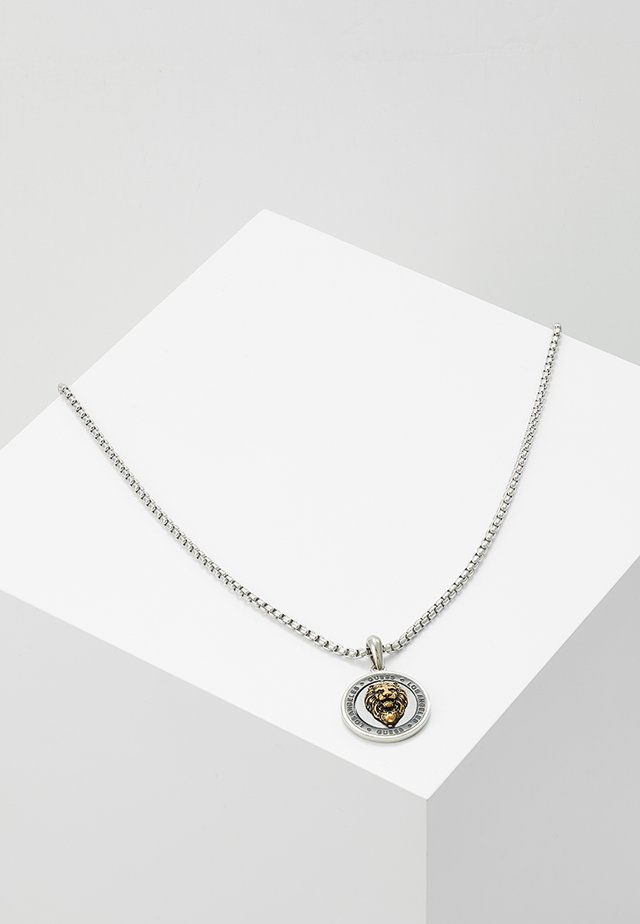 UNISEX - Collier - silver-coloured/gold-coloured