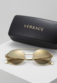 Versace - Sunglasses - gold - 2