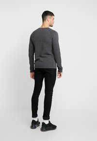 Jack & Jones - JJEHILL - Jumper - dark grey melange - 2