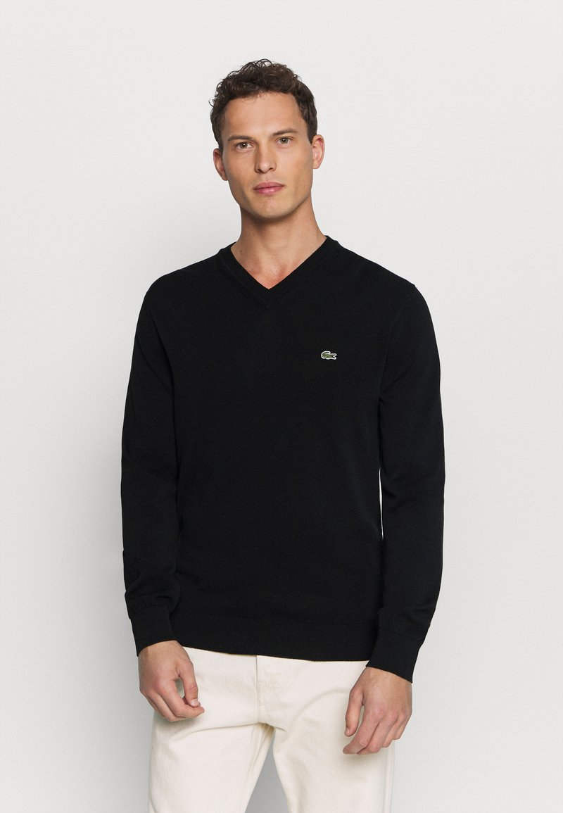 Lacoste - Sweter - black