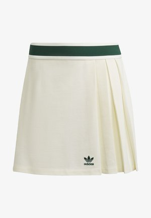TENNIS LUXE SKIRT ORIGINALS - Minifalda - off white