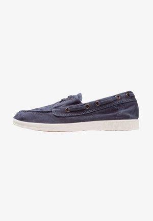 NAUTICO ENZIMATICO - Boat shoes - marino
