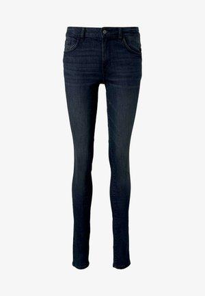 Jeans Skinny Fit - dark stone wash denim