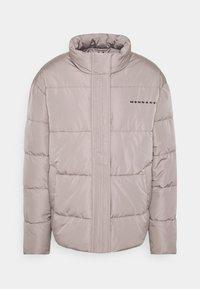Mennace - MOONDUST REGULAR PUFFER JACKET UNISEX - Winter jacket - grey - 4