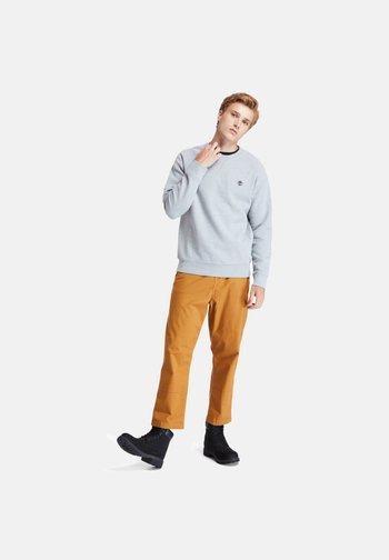 EXETER RIVER BRUSHED BACK - Sweatshirt - medium grey heather