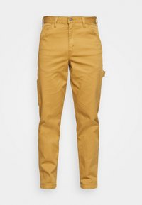 TAPERED CARPENTER - Relaxed fit jeans - neutrals