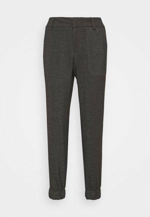Bukse - shale grey melange