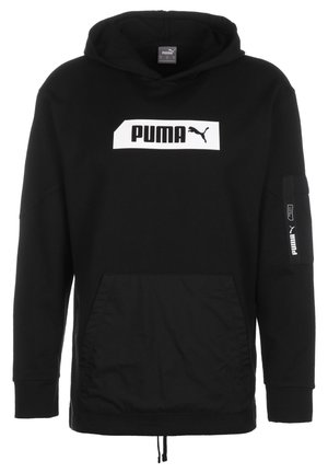 Sweat à capuche - puma black