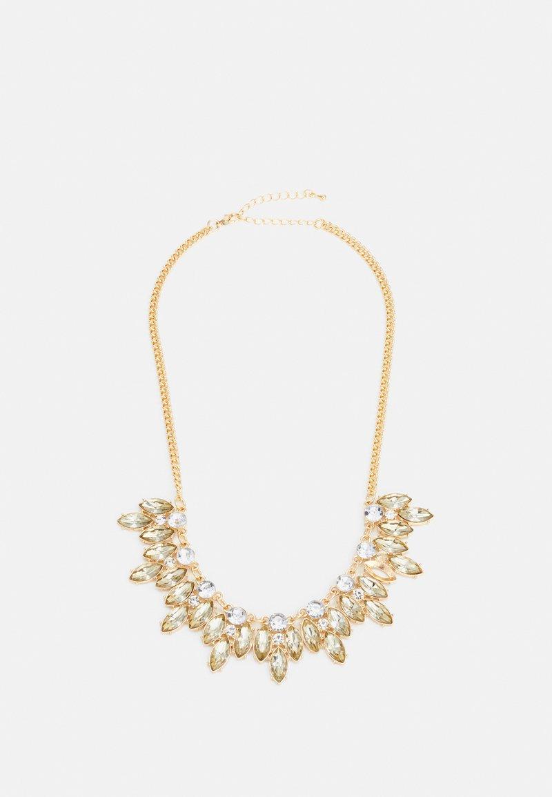 Pieces - PCMILANIA NECKLACE - Smykke - gold-coloured