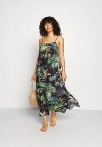 JETS Australia - EVOKE MAXI DRESS - Strandaccessories - green palm - 1