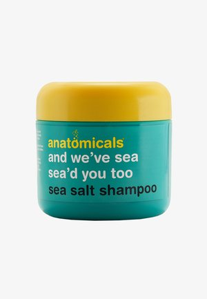 AND WE'VE SEA SEA'D YOU TOO SEA SALT SHAMPOO - Shampoo - neutral