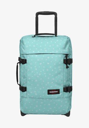 Wheeled suitcase - seaside stars