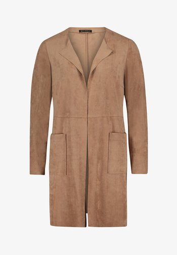OHNE VERSCHLUSS - Classic coat - thrush