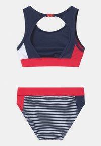 Fila - AMELIE BEACHWEAR SET - Bikini - black iris/true red/bright white - 1