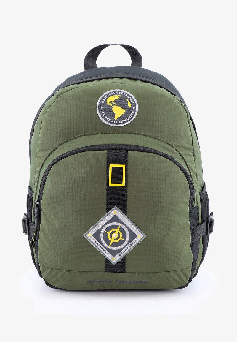 National Geographic - NEW EXPLORER - Rucksack - khaki