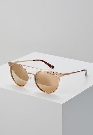 GRAYTON - Sunglasses - shiny rosegold-coloured