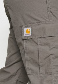 Carhartt WIP - AVIATION PANT COLUMBIA - Cargo trousers - air force grey rinsed - 3