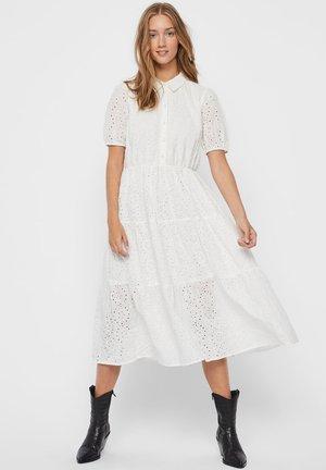 STICKEREI - Maxi dress - snow white