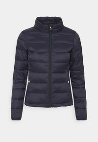 ONLY Petite - ONLSANDIE QUILTED JACKET - Light jacket - night sky - 4