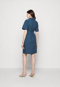 WEEKEND MaxMara - AUSTIN - Sukienka letnia - chinablau - 2