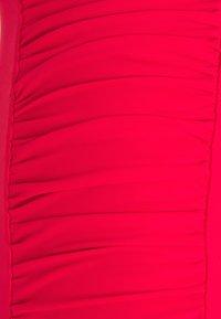Pour Moi - HORIZON SUPER HIGH WAIST BRIEF - Bikini bottoms - red - 2
