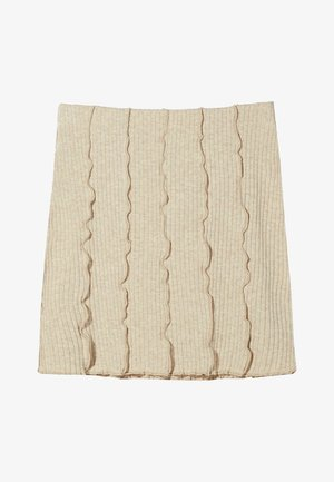 Áčková sukně - sand