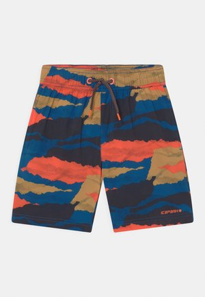 ICEPEAK MOVILLE - Swimming shorts - dark orange
