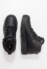 Puma - TARRENZ PURETEX - High-top trainers - black - 1