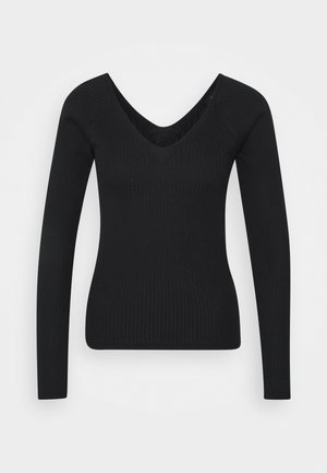 ONLBOW LIFE  - Pullover - black