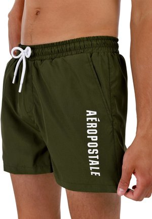 Swimming shorts - khaki