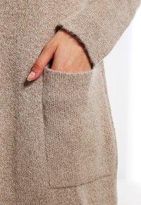 TWINTIP - Cardigan - beige melange - 3