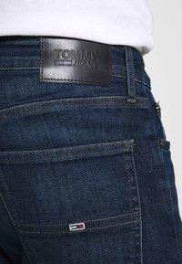 Tommy Jeans - SCANTON SLIM - Slim fit jeans - queens dark blue - 5